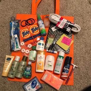 Parent Bag Supplies