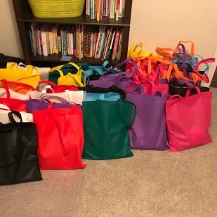 34 Parent Bags